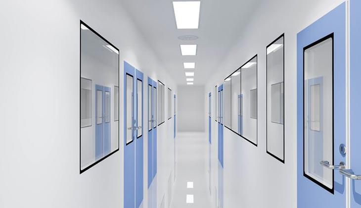 activite pharmaceutique revêtement en résine fabriqué par RSOL