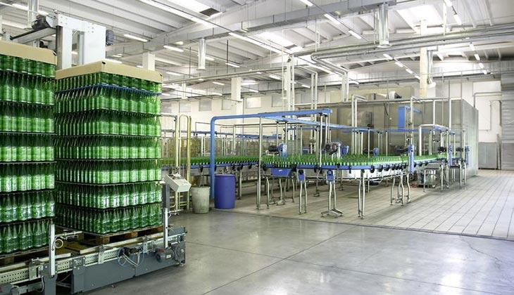 rsol-revetement-semi-lisse présentation d'une usine dont l'activite est l'agro-alimentaire