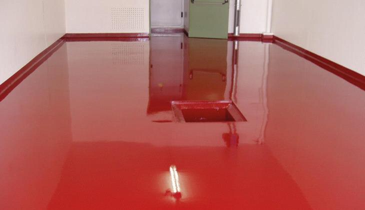 Industrie-chimique système haute résistance chimique - RSOL