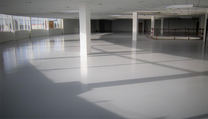 Peinture polyurethane sol resine-professionnel dans l'Oise 60 R-SOL